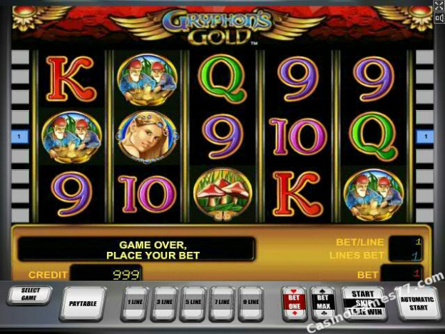 Slot Machine Games Gaminator