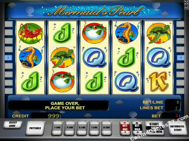 online casino game gaminator slot machines