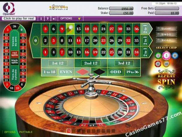 how to win at electronic roulette