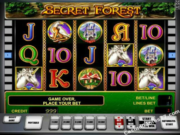 Secrets of the Forest™ Slot Machine Game to Play Free in High 5 Gamess Online Casinos