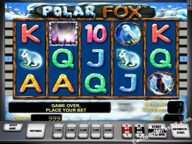 Polarfox casino games casino vote jackson county