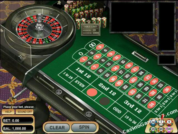 free online roulette game no limit
