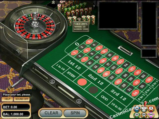 Casino european roulette free victorian responsible gambling foundation act 2011