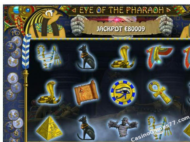 Eye of the Pharaoh