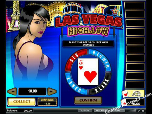 Las Vegas High Low