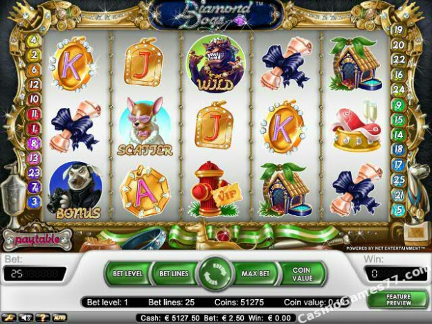 casino de online like a diamond