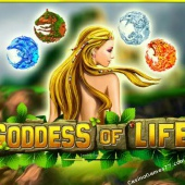 Goddes of Life Playtech