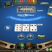 Trey Poker Pro - High Limit