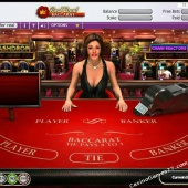 Real Deal Baccarat