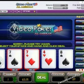 All American Multi-Hand Video Poker