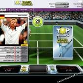 Top Trumps Tennis Masters