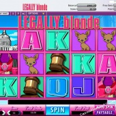 Legally Blond Slot