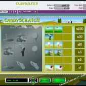 Caddy Scratch