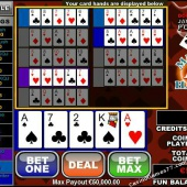 Double Jackpot Poker 10 Hands
