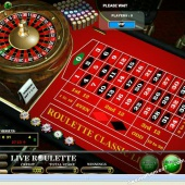Roulette Classic Live