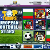 Top Trumps Euro Scratch